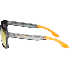 Rudy Project Spinair 57 Lunettes de soleil, frozen ash - rp optics multilaser orange